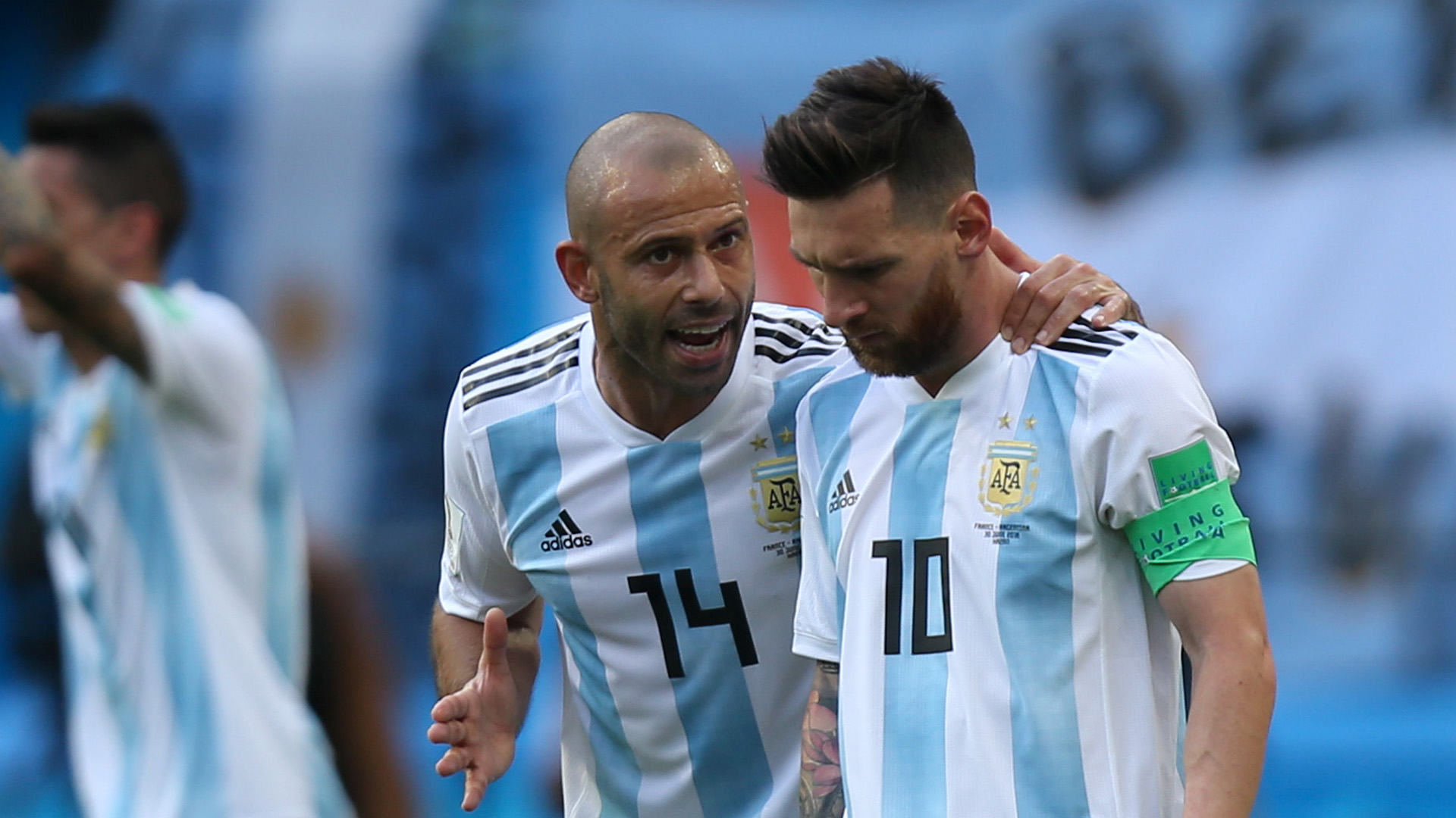 Don't go, Leo! Messi can lead a new Argentina after World ...