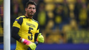 Roman Burki Borussia Dortmund Champions League