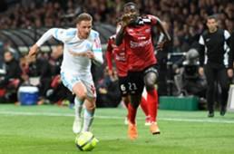 Florian Thauvin Guingamp Marseille