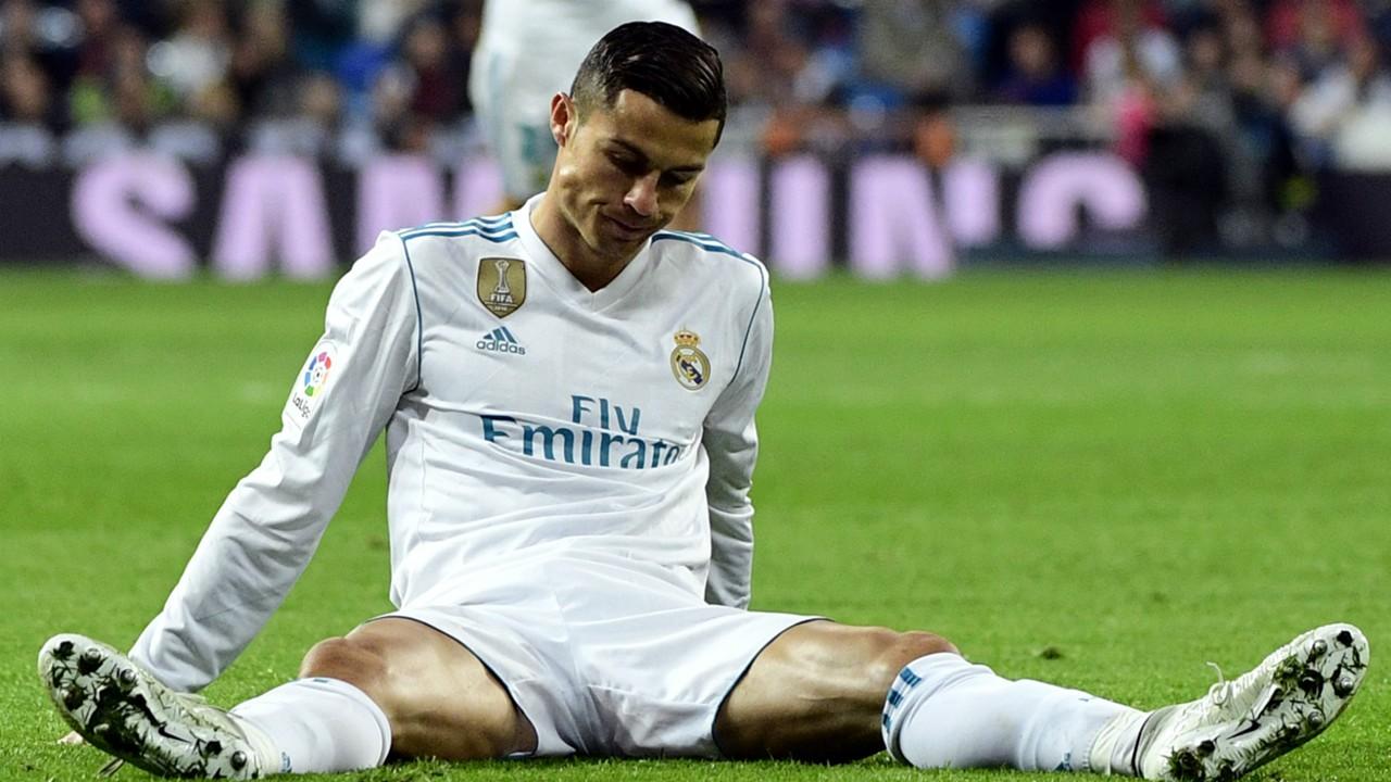Real Madrid news Still The Best Rusty Cristiano Ronaldo needs