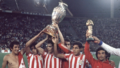 Paraguay Copa America 1979