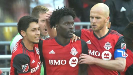 Marky Delgado Tosaint Ricketts Michael Bradley Toronto FC