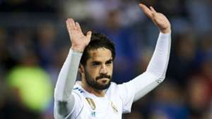 Isco Real Madrid celebration