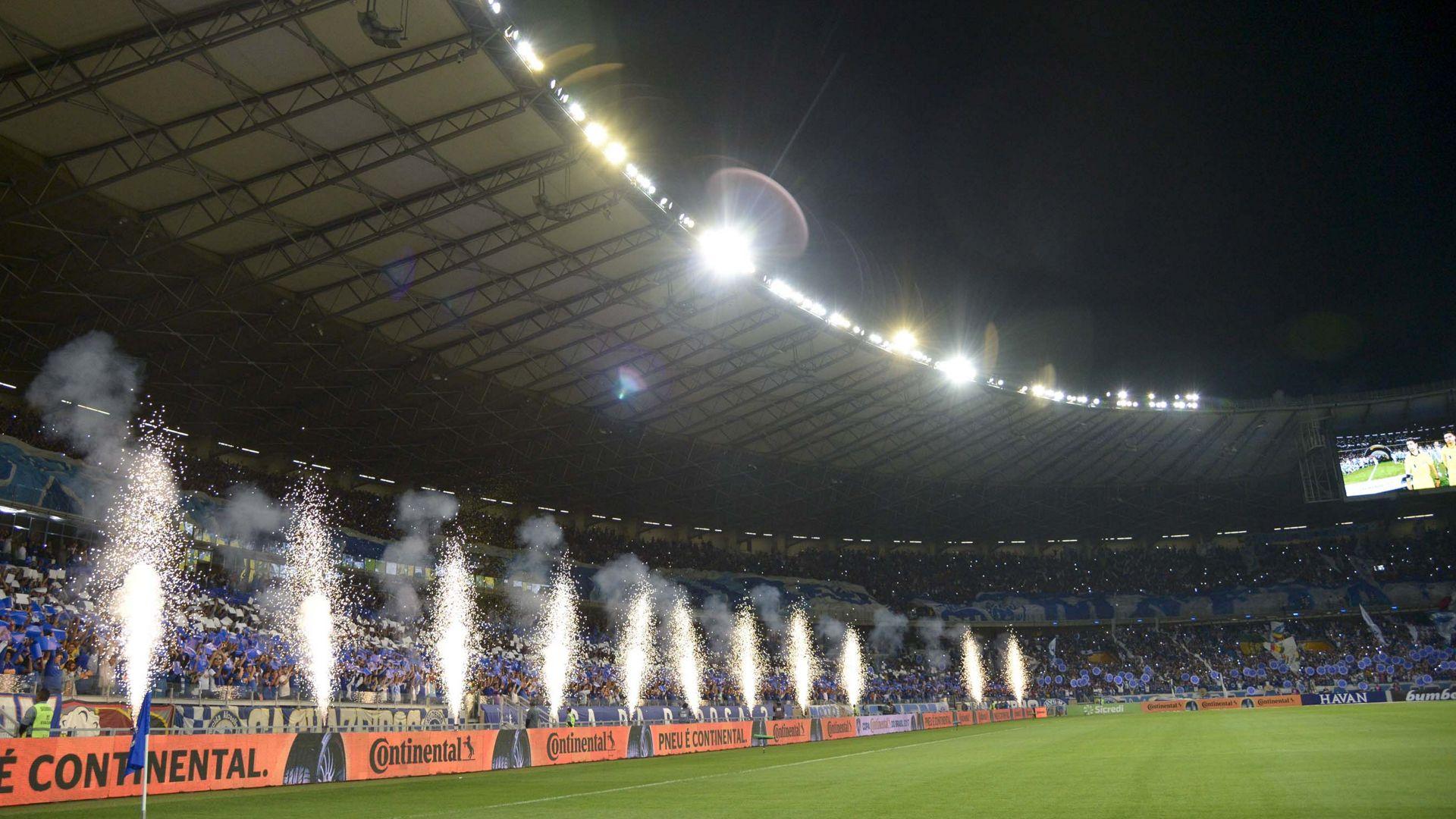 Estadio Mineirao Cruzeiro Gremio Copa do Brasil 23082017