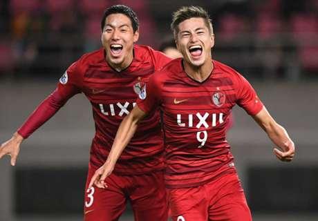 鹿島、上海上港に先勝…2点リードでアウェイ第2戦へ/ACLラウンド16第1戦