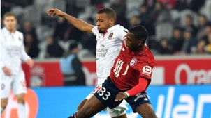 Boubakary Soumare Alassane Plea Lille Nice Ligue 1