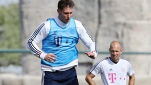 Niklas Süle Arjen Robben Bayern 05012018