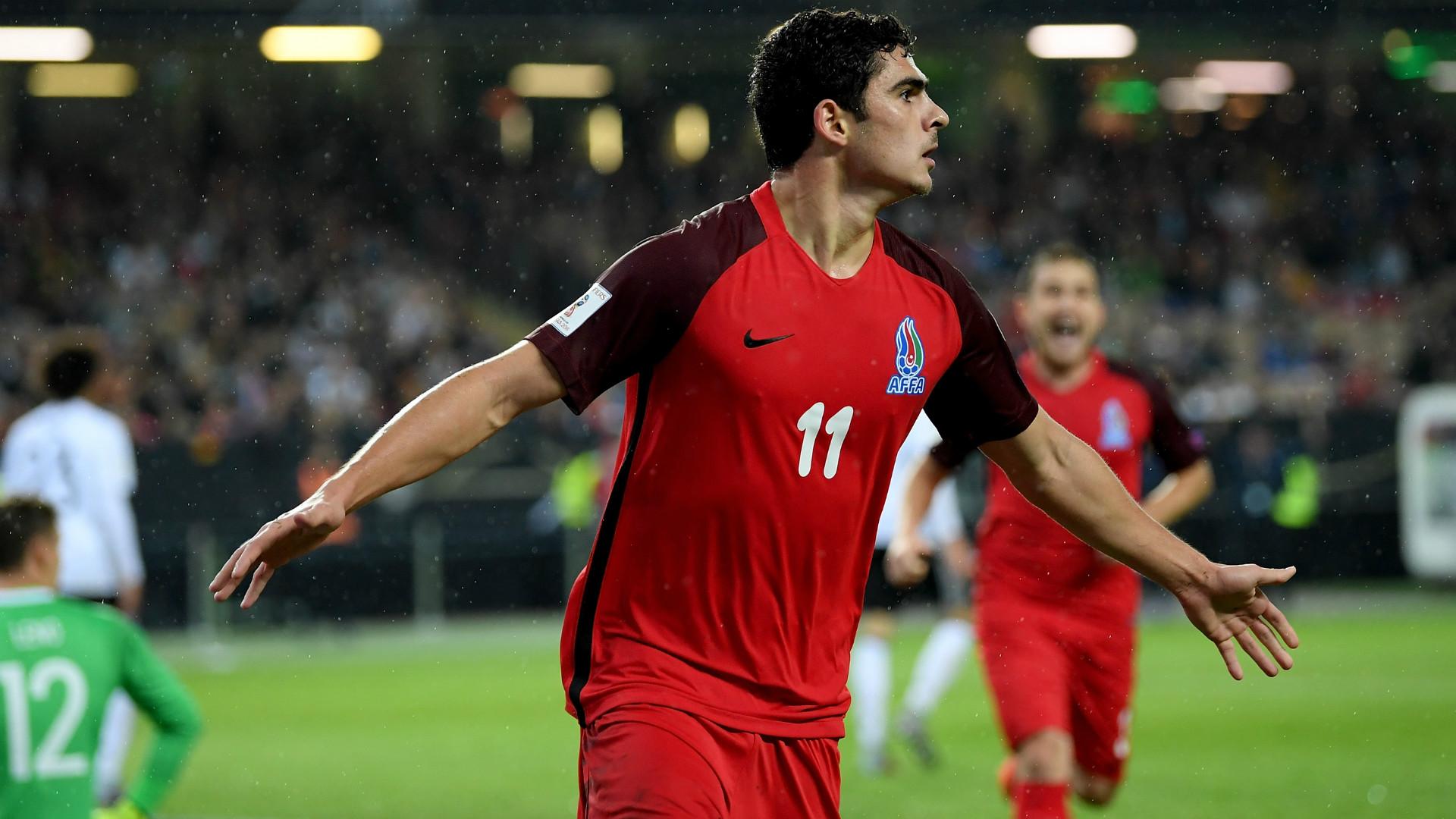 Ramil Sheydaev Azerbaijan 2017