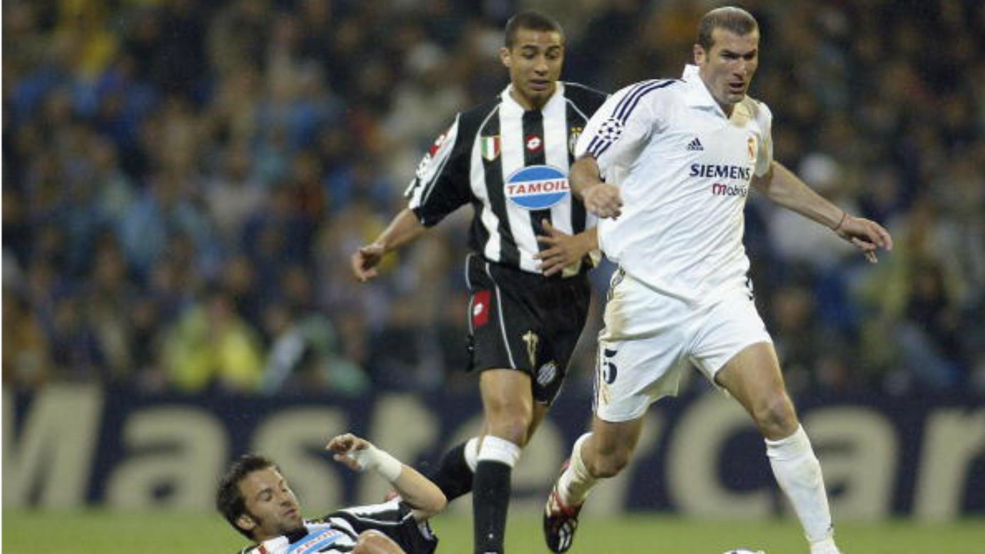 Zinedine Zidane Juventus Real Madrid