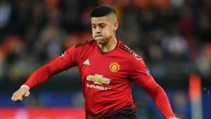 Marcos Rojo Manchester United 2018-19
