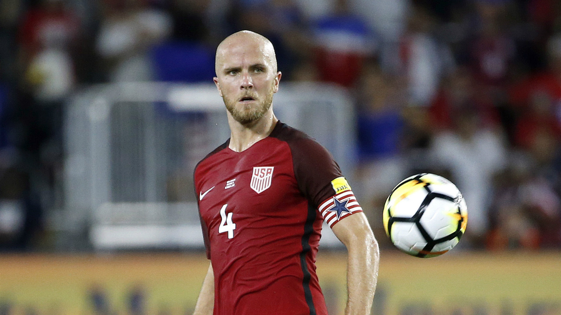 Michael Bradley USA 10062017