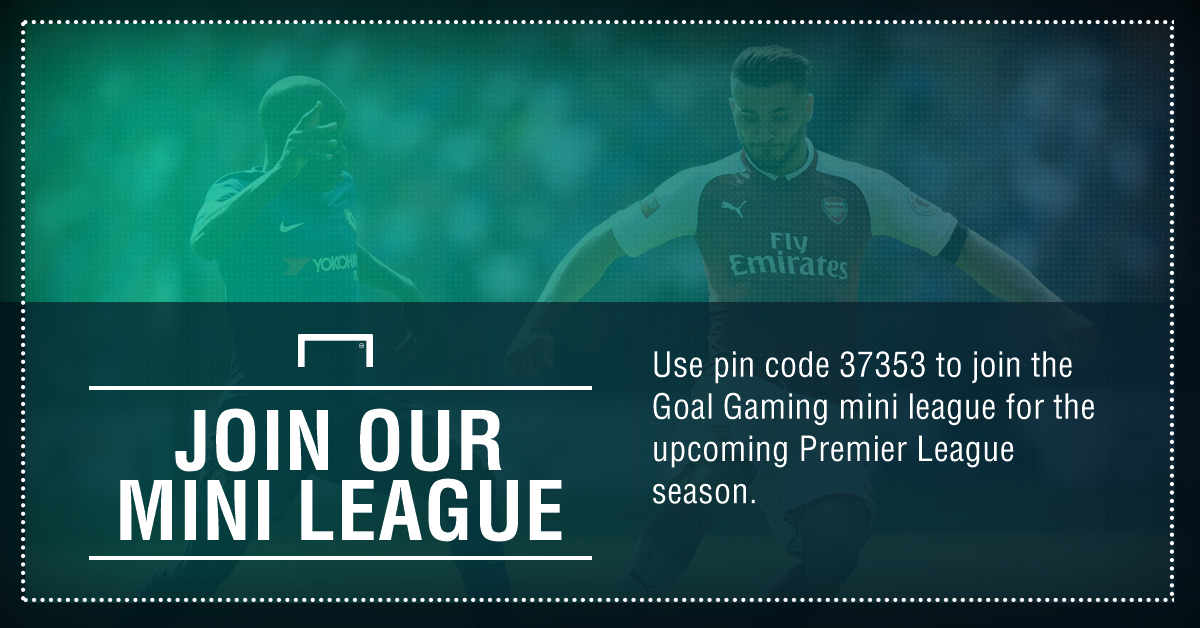 Join the Goal Gaming Fantasy Football league now! | Goal com
