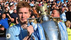 De Bruyne open to filling Kompany's boots at Man City