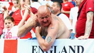 euro 2016 - england fans - 20062016