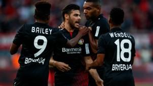 Bayer Leverkusen 24092017