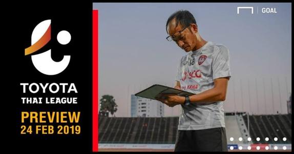 ผลการค้นหารูปภาพสำหรับ PREVIEW TOYOTA THAI LEAGUE : นัดแรก (วันอาทิตย์ ที่ 24 กุมภาพันธ์ 2019)