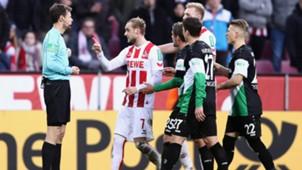 Marcel Risse 1 FC Koln Hannover 96 Bundesliga 17022018