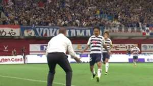 Ange Postecoglou Yokohama