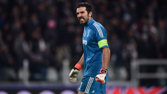 Gianluigi Buffon Juventus Tottenham