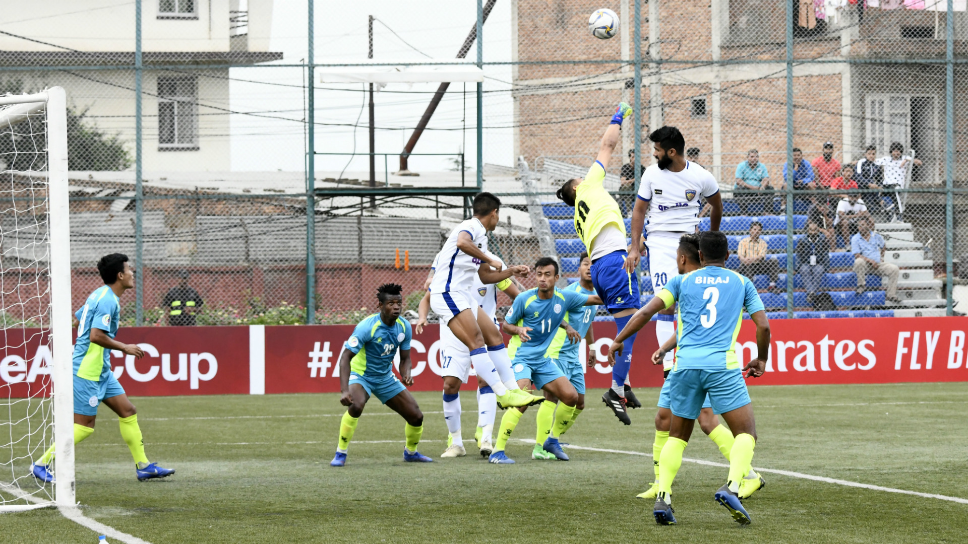 Manang Marshyangdi Chennaiyin FC AFC Cup 2019