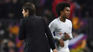 Antonio Conte Willian Chelsa 14032018