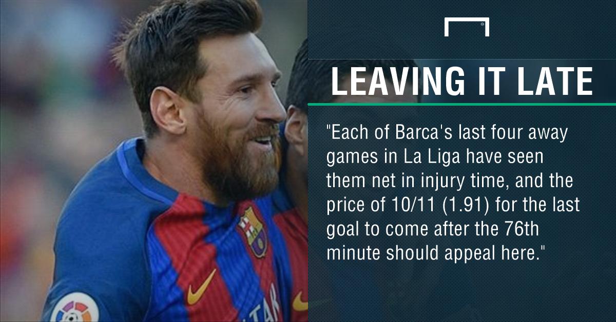 GFX Alaves Barca betting