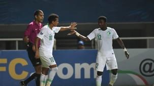 U19 Saudi Arabia Bán kết giải U19 châu Á 2018
