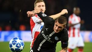 Marco Verratti PSG Red Star Belgrad UEFA Champions League 03102018