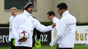 ONLY GERMANY Sami Khedira Emre Can Germany