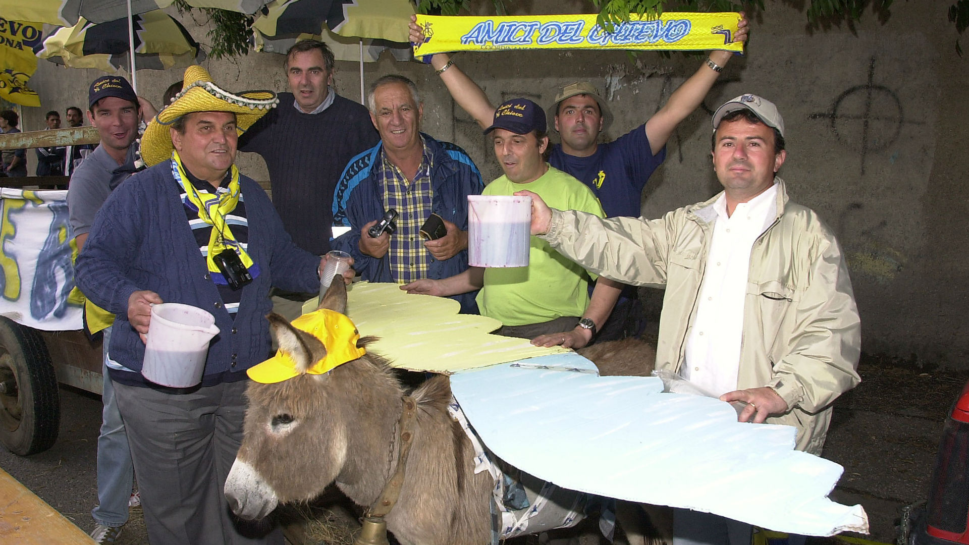 Chievo Flying Donkeys 2001