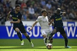 Matías Fernández. Inter-Milan. 15042017