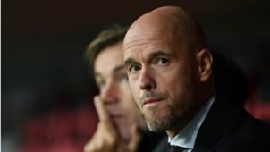 Erik ten Hag, Bayern - Ajax, 10022018