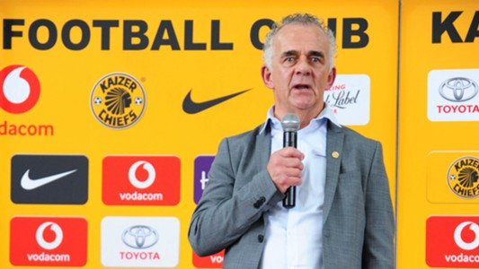 Kaizer Chiefs technical advisor Rob Hutting
