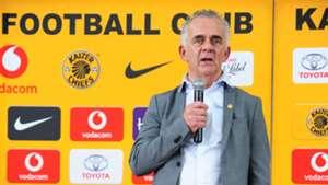 Kaizer Chiefs technical advisor Rob Hutting
