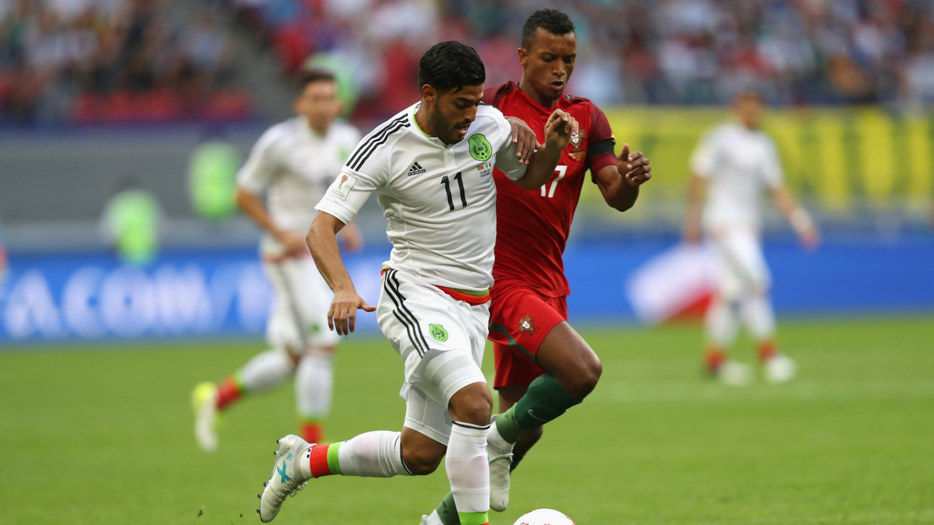 Carlos Vela México - Portugal