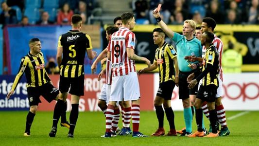 Vitesse - Sparta Rotterdam, Eredivisie 04142018