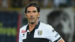 Alessandro Lucarelli Parma Cremonese Serie B 08252017