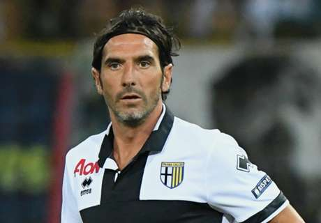 Lucarelli's lasting relationship with Parma