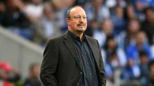 Rafa Benitez Newcastle 2018-19