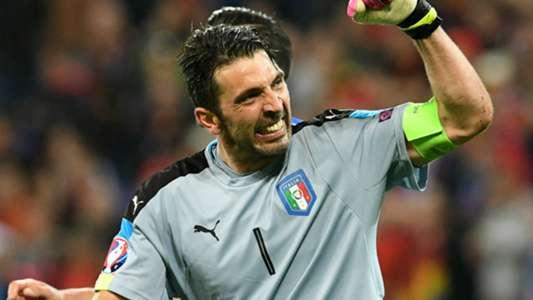 Gianluigi Buffon Italy Euro 2016