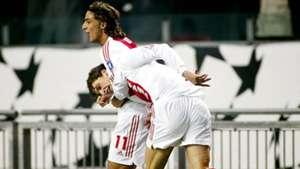 GER ONLY Mido Zlatan Ibrahimovic Ajax