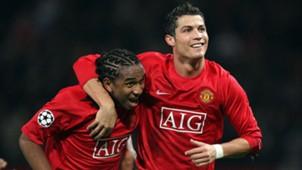 Cristiano Ronaldo Anderson Manchester United