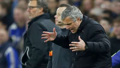 Jose Mourinho Chelsea PSG Champions League 11042015