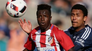 Amath Ndiaye Melbourne Victory v Atletico Madrid Friendly 31072016