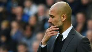 Pep Guardiola Premier League Man City v Southampton 231016
