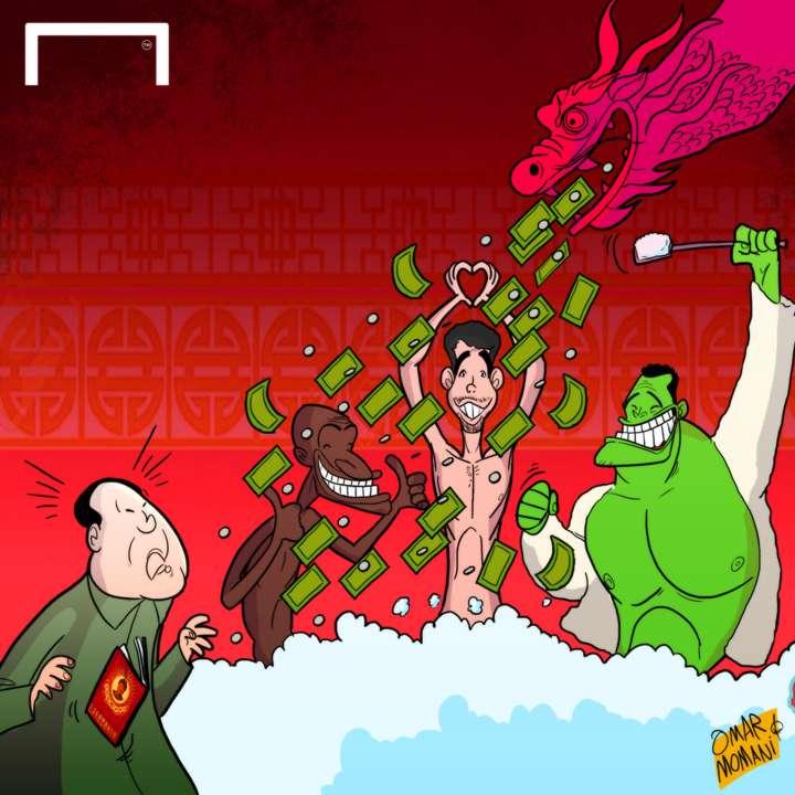 Cartoon Oscar in China