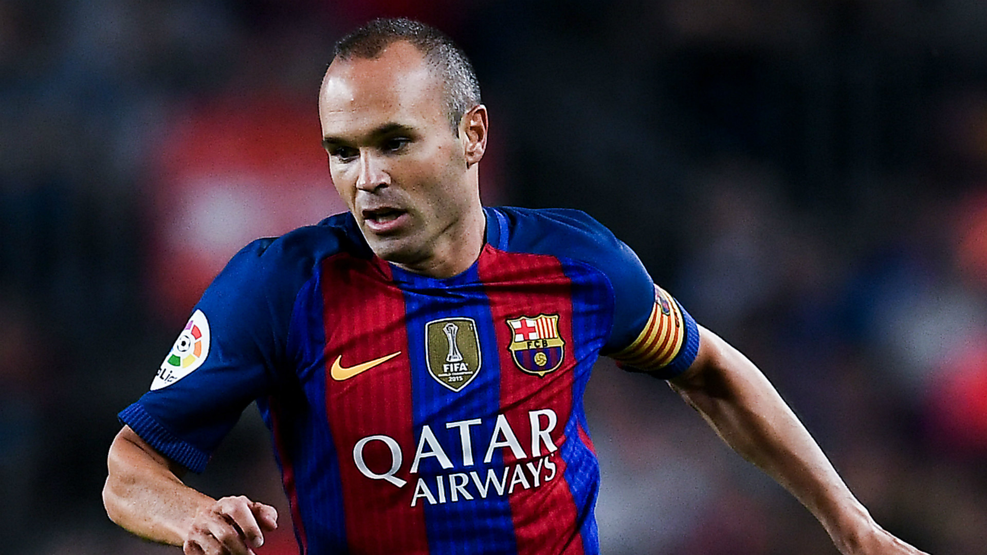 UEFA Team of the Year Andres Iniesta