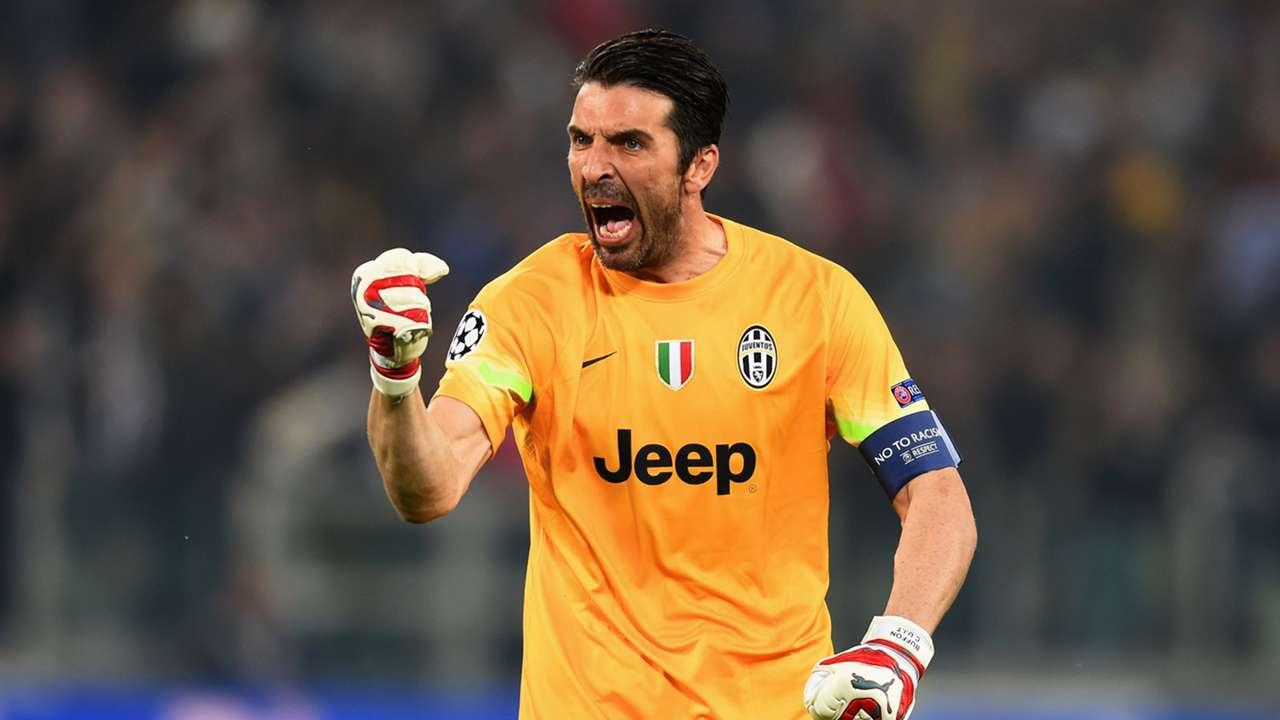 Gianluigi Buffon Juventus Real Madrid Champions League 05052015