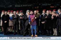 Messi Barcelona Santos CWC 18122011