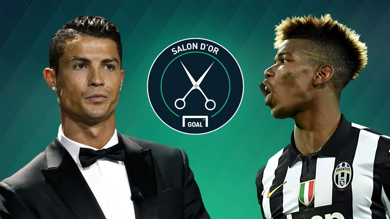 Goal 2014 Salon d'Or - football's best haircuts